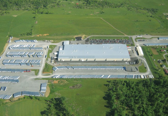 Glade Spring Manufacturing Plant Expansion