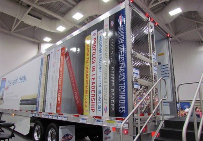 A Recap of the Great American Trucking Show