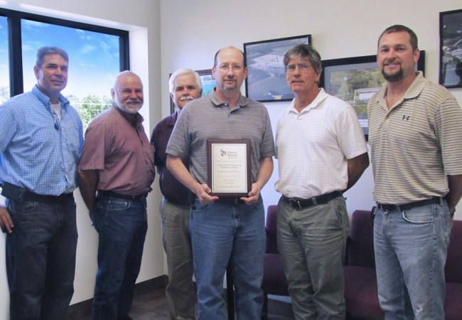 Plants Receive Safety Awards