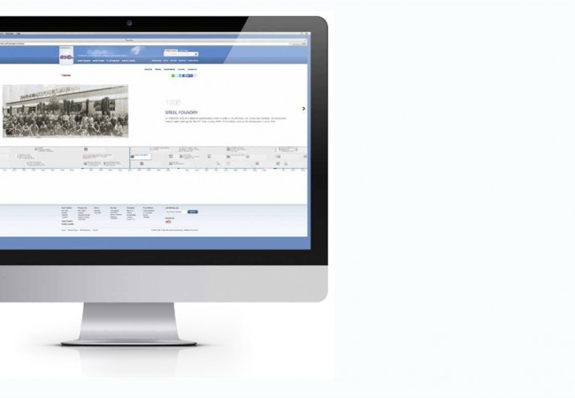 Utility's 100 Years Now Online